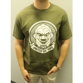 Cloud Kicker Society CKS Fujin's Seal Shirt Green