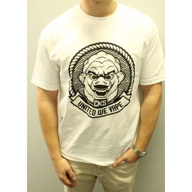 Cloud Kicker Society CKS Fujin's Seal Shirt White