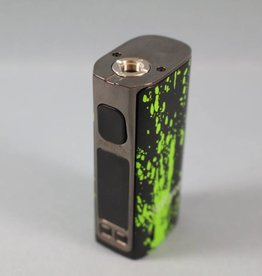 Cartel Mods Cartel Revenant 80w Mod Black/Green Splatter