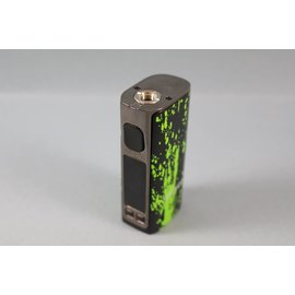 Cartel Mods Cartel Revenant 80w Mod Black/Green Splatter