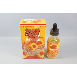 Liquid EFX Strawberry Fried Cream Cakes 60ml
