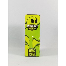 Air Factory Air Factory Wild Apple 100ml