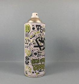 Element ELiquid Far Liquid Neon Green Slushie Spray Can 100ml