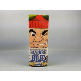 Liquid EFX Bizarre Blue - Blue Razz Cheese Cake 100ml