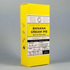 Glas LLC. Banana Cream Pie 60ml