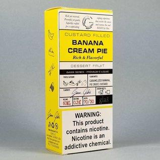 Glas LLC. Banana Cream Pie 60ml