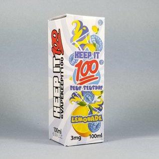 Keep It 100 Blue Slushie Lemonade 100ml