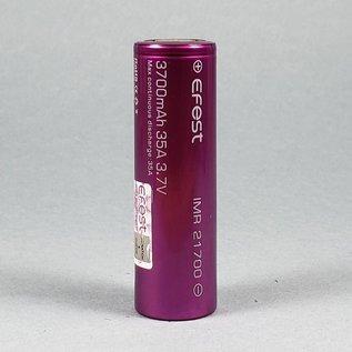 Efest Efest 21700 35A 3.7v (3700mAh) Battery
