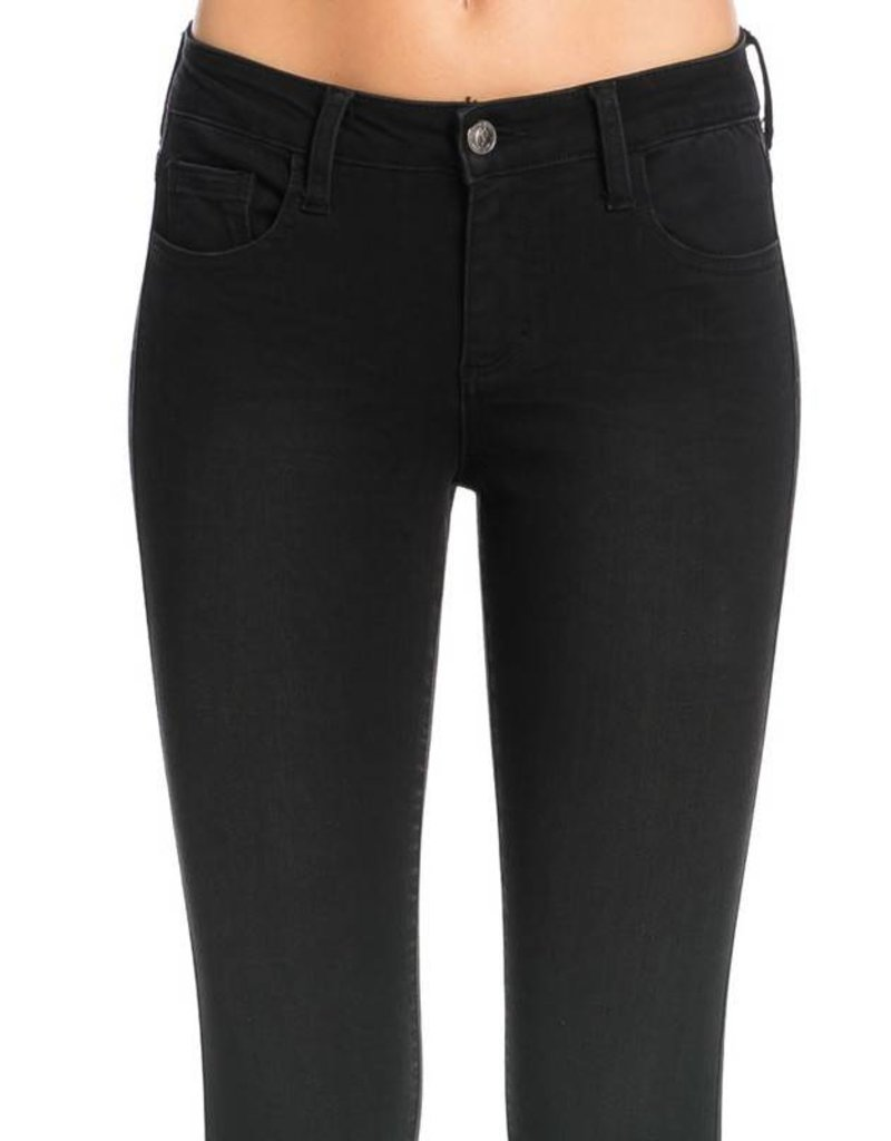 Cello Cello Skinny Black Jeans