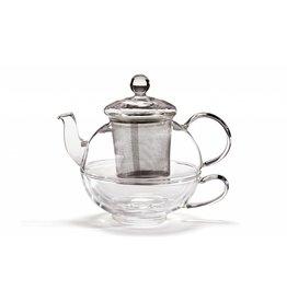For Tea's Sake Tea For One Teapot