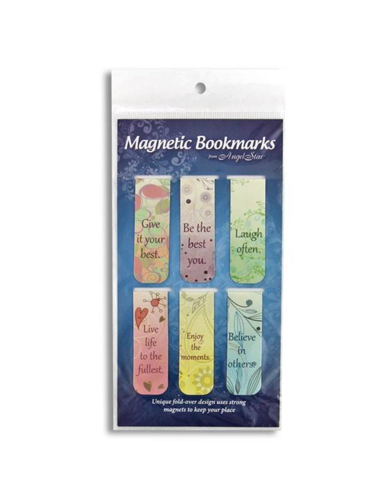 Magnetic Bookmarks-Positive