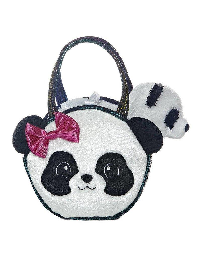 Pretty Panda Purse