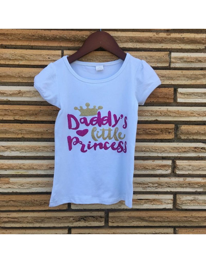 Daddy's Princess Toddler Top