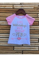 We Wear Pink Toddler Top