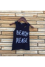 Beach Please Toddler Tank