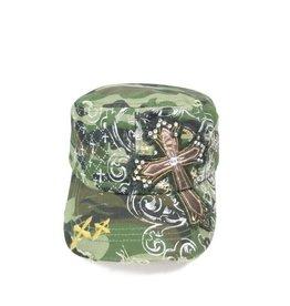 Crosscadet Green Camo