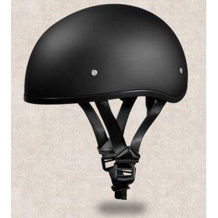 Daytona Helmets Daytona Half Helmet - Black