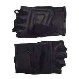 Hugger Glove Fingerless Summer Touring Chopper L