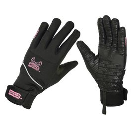 Hugger Ladies Textile Glove Waterproof Insulated