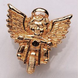 Guardian Bell LLC Guardian Angel Pin-Gold