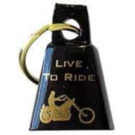 Jerwolf Enterprises Spirit Bell Live to Ride