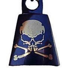 Jerwolf Enterprises Spirit Bell Skull & Crossbones