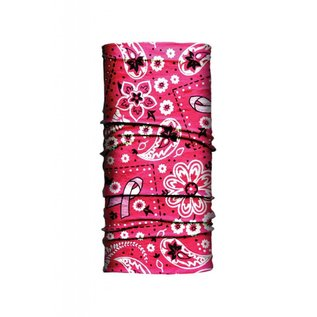 Hair Glove EZ Band Tube Pink Paisley