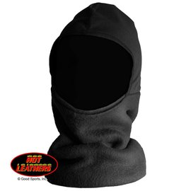 Hot Leather HL Under Helmet Hood Black