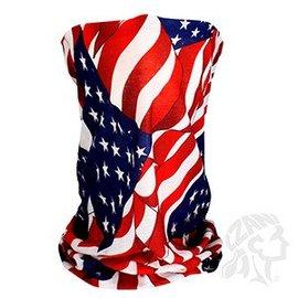 Zan Headgear Zan Motley American Flag