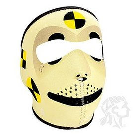 Zan Headgear Zan NFF Mask Crash Test Dummy