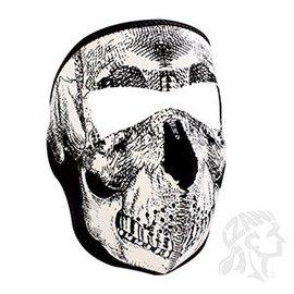 Zan Headgear Zan NFF Mask Glow Skull