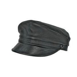 Carroll Companies Leather Brando Cap-XL