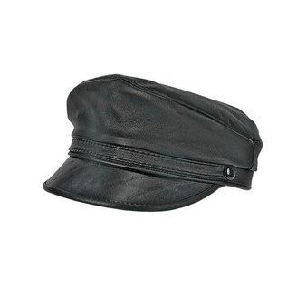 Carroll Companies Leather Brando Cap-XL