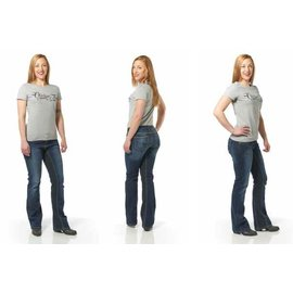 Gravitate Jeans Gravitate Jeans Ladies Blue  8 x 34