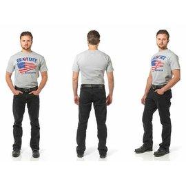 Gravitate Jeans Gravitate Jeans Mens Black  32 x 34
