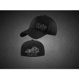 Nasty Baggers Hat Road Glide Pride Black L/XL