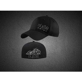 Nasty Baggers Hat Road Glide Pride Black S/M