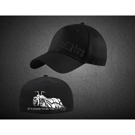 Nasty Baggers Hat Road King L/XL