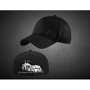 Nasty Baggers Hat Road King S/M