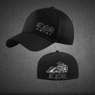 Nasty Baggers Hat Street Glide Pride Black L/XL