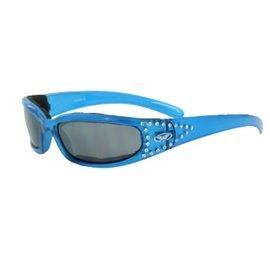 Global Vision Eyewear Marilyn 3 Colored Frame Smoke Lens