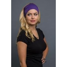 Hair Glove EZ Band Eggplant Purple