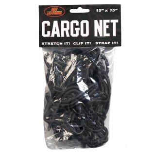 Hot Leather Stretchable Cargo Net 15x15