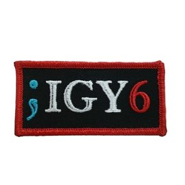 Route 66 Biker Gear Patch IGY6 3 in