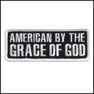 Hot Leather Patch American By The Grace 4in