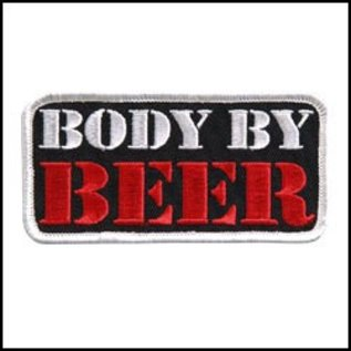 Hot Leather Patch Body By Beer 4in