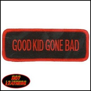 Hot Leather Patch Good Kid Gone Bad 4in