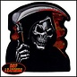 Hot Leather Patch Grim Creeper 11in