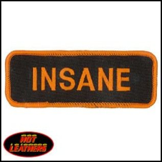 Hot Leather Patch Insane 4in