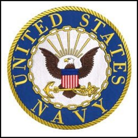Hot Leather Patch Navy Seal 10 in